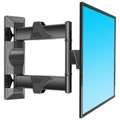 NB P4新款电视挂架伸缩旋转壁挂支架通用32 43 55 挂墙架