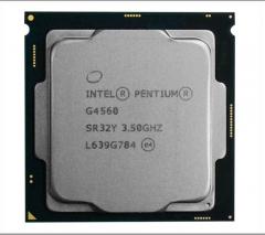 英特尔(Intel)奔腾双核G4560 1151接口 CPU处理器 散片