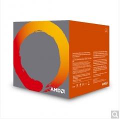 锐龙 AMD Ryzen 3 1200 处理器4核AM4接口 3.1GHz 盒装CPU处理器