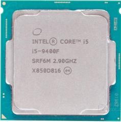 英特尔(Intel) i5 9400F  酷睿六核 CPU处理器 散片/不集成显卡