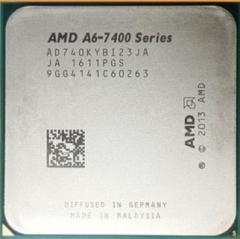 AMD APU A6 7400K 双核 散片 FM2+ 集成显卡