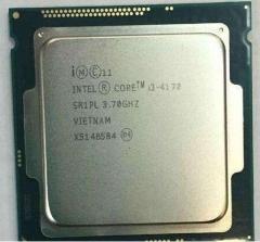 英特尔(Intel)酷睿双核I3-4170 1150接口 CPU处理器 散片(拆机)