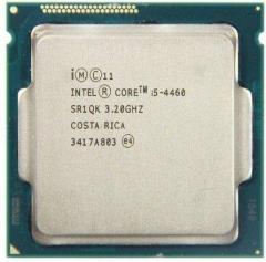 英特尔(Intel)酷睿 I5-4460 四核1150接口 CPU处理器 散片(拆机)