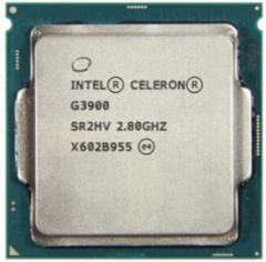 英特尔(Intel)赛扬双核G3900 CPU处理器 散片