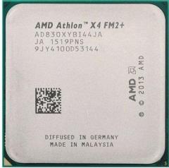 AMD 速龙II X4 830 四核 散片 FM2+ 不集成显卡