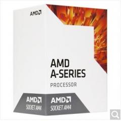 AMD A8-9600 处理器 4核 AM4 接口3.1GHz盒装CPU