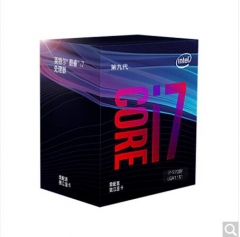 英特尔(Intel) i7-9700 酷睿八核 盒装CPU处理器