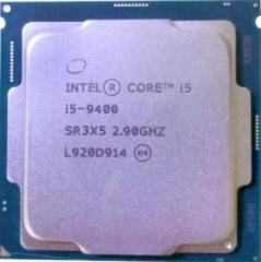 英特尔(Intel) i5 9400 酷睿六核 CPU处理器 散片