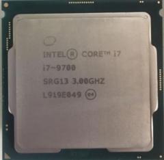 英特尔(Intel) i7 9700 酷睿八核 CPU处理器 散片