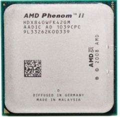 AMD 速龙II X4 840 四核 散片 FM2+ 不集成显卡