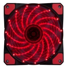 奥申 15灯红光机箱风扇