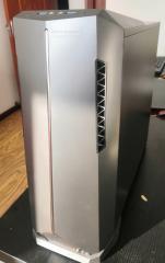 品牌机箱 超厚五金 8分斤重 双USB3.0 经典面板 支持中小板