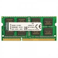 金士顿笔记本内存 8G-1600 DDR3