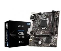 MSI/微星 H310M PRO-VDH 主板1151/ddr4支持8代U (价格质询客服更加优惠)