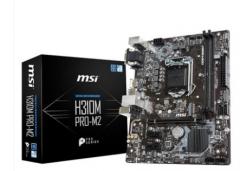 MSI/微星 H310M PRO-M2台式机电脑主板支持i3 8100(价格质询客服更加优惠)