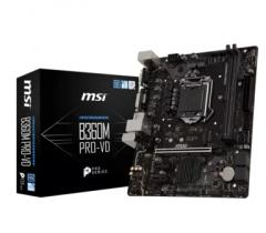 MSI/微星 B360M PRO-VD台式机电脑主板支持八代i5 8400(价格质询客服更加优惠)