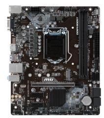 MSI/微星 B360M PRO-VH 1151针商用电脑主板小板DDR4支持8代CPU