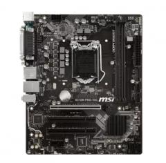 MSI/微星 H310M PRO-VHL商用台式机主板英特尔第8代CPU1151接口