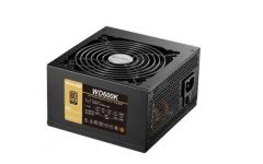 航嘉 WD600K 额定功率600W 电源(金牌)