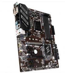 MSI微星 Z390-A PRO 商务办公电竞游戏两用台式机电脑主板1151针