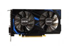 影驰 GeForce GTX1650 4G DDR6骁将 电竞吃鸡游戏显卡(DVI/HDMI/DP)