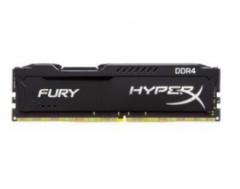 金士顿骇客雷电FURY 8G- 2400 DDR4 单条台式机内存   单条