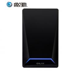 影驰 移动硬盘SSD高速便携USB3.1GA-T 120G