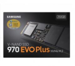 三星(SAMSUNG) EVO-970-PLUS-250G M.2 NVMe固态硬盘