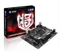 影驰 H310M战将DDR4 主板(支持WIN7支持6789代CPU)VGA/HDMI