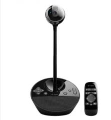 罗技(Logitech) BCC950 商务高清会议视频摄像头 黑色
