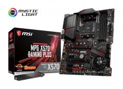 微星(MSI)MPG X570 GAMING PLUS主板(AMD X570/Socket AM4)