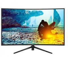 飞利浦23.8英寸242M8广色域144Hz显示器IPS游戏电竞直面