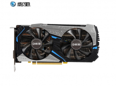 影驰 GeForce RTX2060 SUPER  骁将  8G 显卡(DP/HDMI/DVI-D)