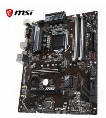 MSI/微星 Z370 OC PRO 游戏电竞主板(Intel Z370/LGA 1151)