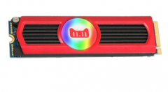 影驰 256g烎M.2 NVME 256G SSD PCIE通道台式机电脑固态硬盘