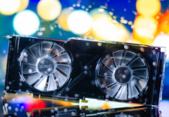 影驰 GeForce RTX2060 Super 星曜 8G 超频独立游戏图灵显卡