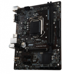 MSI/微星 H310M PRO-V PLUS 台式机电脑游戏办公商用主板1151针