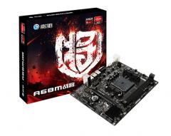 影驰 A68M战将 DDR3 FM2+ 主板(HDMI/VGA)