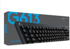 罗技(G)G613 LIGHTSPEED无线机械 蓝牙键盘