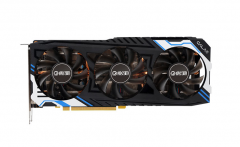 影驰 GeForce RTX 2060 Super 大将 8G 显卡(HDMI/DP 3个)