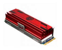 影驰铁甲战将240G固态硬盘SSD台式机笔记本电脑M.2固态