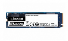 Kingston/金士顿 A2000 250G GB NVMe SSD固态硬盘 原盒带散热片
