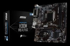 微星 H310M PRO-VL PLUS主板 带COM口(支技WIN7系统)
