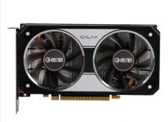 影驰GTX1650SUPER大将 4G显存DDR6显存大型游戏台式机独立显卡