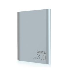 金邦移动机械硬盘  E191  160G 金属 抗震 3.0 送硬盘包