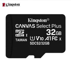 金士顿(Kingston)TF 32GB 新款 读速100M/S