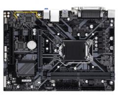 Gigabyte/技嘉 B365M D3V台式机电脑游戏电竞主板(PCI插槽)