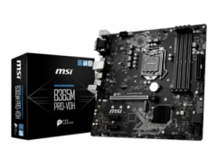 MSI/微星 B365M PRO-VDH 台式机电脑吃鸡电竞游戏 主板(支持WIN7)