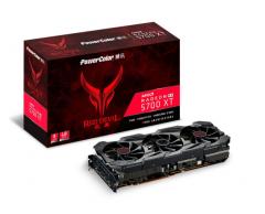撼讯(PowerColor)RX 5700 XT Red Devil 红魔8G DDR6 AMD显卡