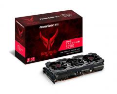 撼讯(PowerColor)RX 5700 Red Devil 红魔8GB GDDR6 AMD显卡
